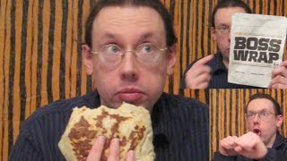 taco bell boss wrap review fully loaded steak potato