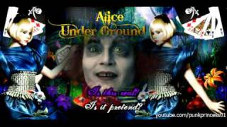 Alice (Underground)[Instrumental/Karaoke]OFFICIAL-Avril Lavigne