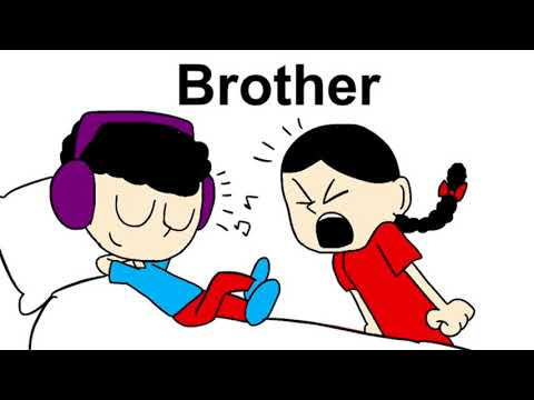 Brother not listening