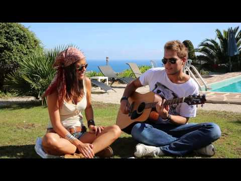 At home (Crystal Fighters cover, by Elissa & Nico)
