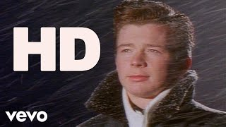 Rick Astley - When I Fall in Love (Official HD Video)