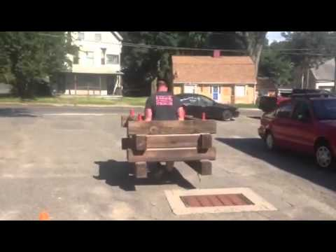 Poundstone 800lb Frame Carry June 2014