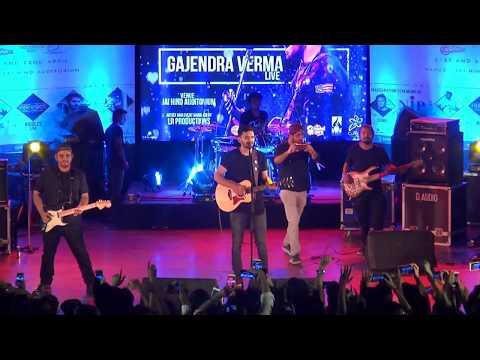 Mann Mera || Gajendra Verma LIVE Concert || FLAMES 2018 At FIEM
