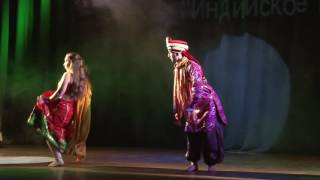 Ишимский Jazz-Ballet | Индийское кино