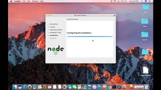 How to Install Node.js and NPM on a Mac OS X