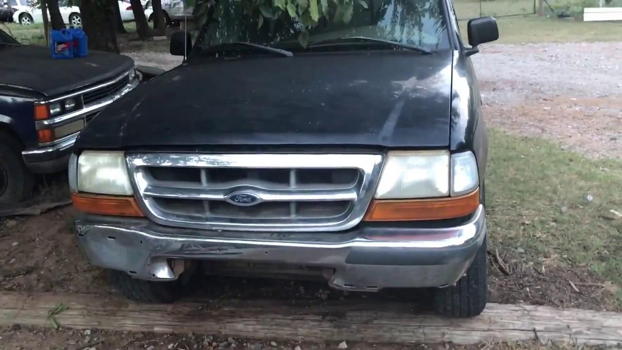 1998 Ford Ranger Explorer 5 0 V8 Swap Project Part 1