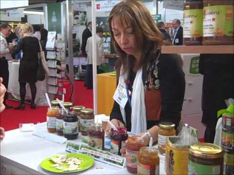 Salon Natural & Organic Products Pavillon France, Londres, UK 2012