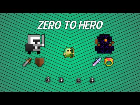RotMG: Birth of a Knight (0 to Hero)