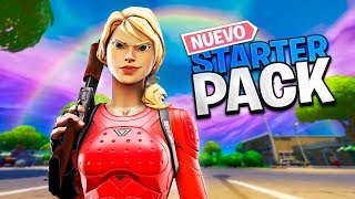 "NEW STARTER PACK ""LAGUNA"" FORTNITE ? Rubinho vlc"