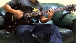 Hujan Ft Raihan - Salam Aidilfitri Ayahanda Dan Bonda (Guitar Cover)