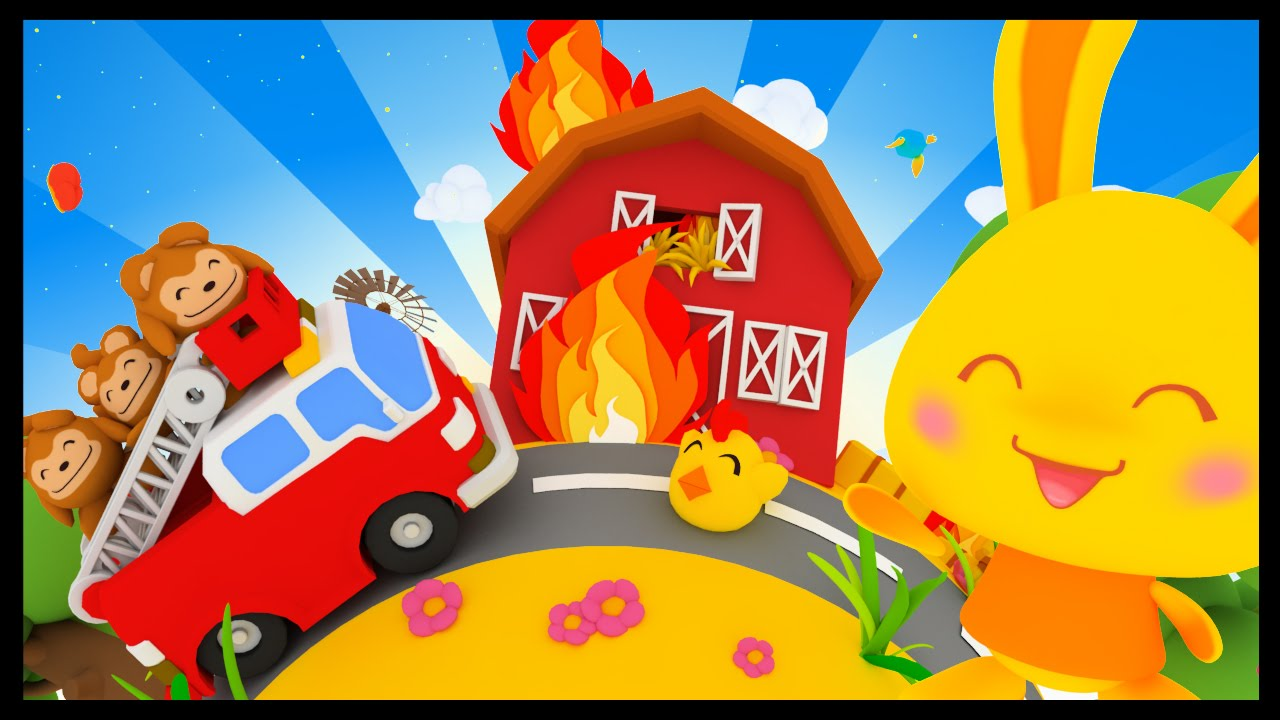 Au feu les pompiers chansons et comptines pour enfants m li et touni compilation youtube - Bob le bricoleur paroles ...
