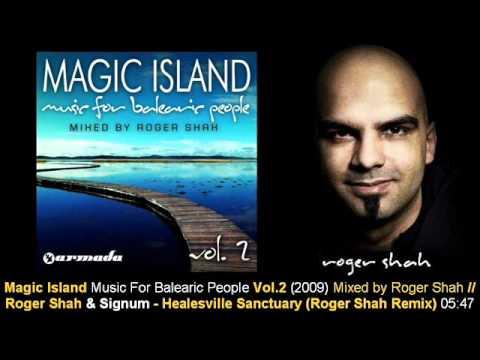 Roger Shah & Signum - Healesville Sanctuary (Shah Mix) // Magic Island Vol.2 [ARMA210-.2.11]