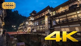 [Cinematic] Ginzan Onsen - Yamagata - 銀山温泉