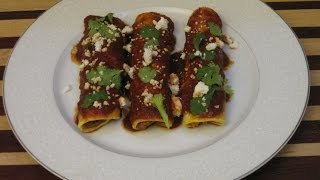 Enchiladas Recipe Beef Or Pork Short Version