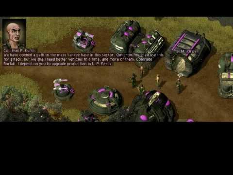 Let's Play Original War Part 23: Russian Oil