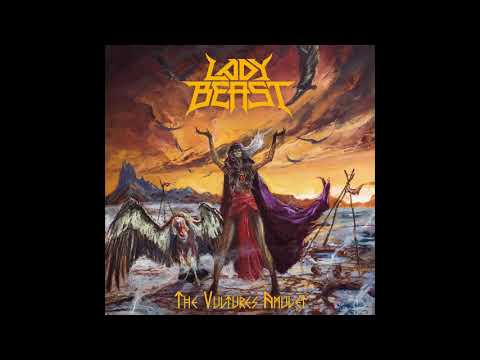 Lady Beast - The Vultures Amulet (2020)