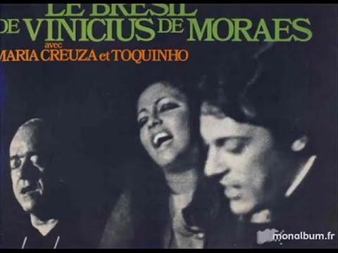 Resultado de imagem para Samba em Preludio de Vinicius de Moraes e Baden Power - com Vinicius de Moraes - Maria Creuza - Toquinho