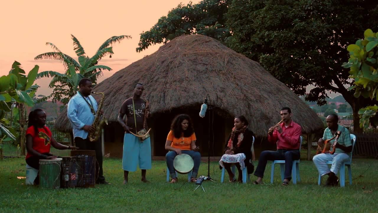 Download Members of the Nile Project rehearsing Fi Belad El Agayeb - في بلاد العجائب