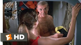 Never Say Never Again (3/10) Movie CLIP - Fatima Blush (1983) HD