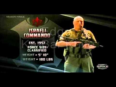 Deadliest Warrior Israeli Commandos Vs Green Berets