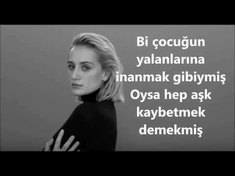 Cem Adrian   Seni Seviyorum Şarkı Sözleri LYRİCS KAREOKE