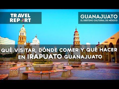 Qué visitar, dónde comer y qué hacer en Irapuato Guanajuato