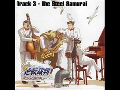 Turnabout Jazz Soul - Track 3 - The Steel Samurai