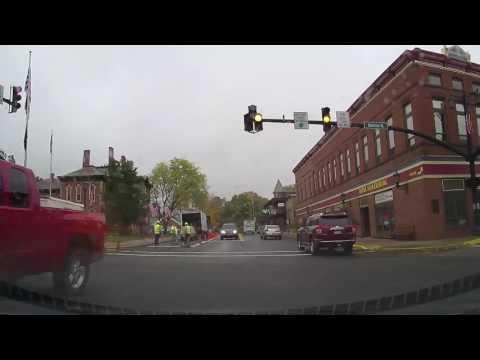 Driving around Millersburg, Ohio