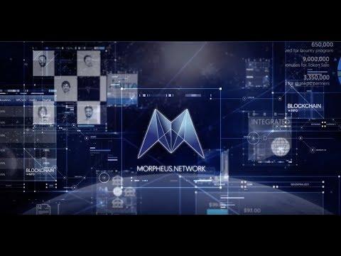 Morpheus.Network Platform MVP Walkthrough