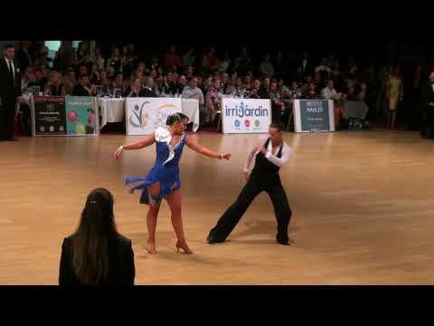 Finale Adultes 10 danses Muret 25/11/17