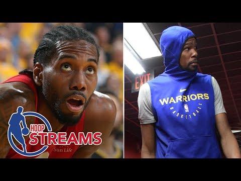 Hoop Streams: Previewing NBA Finals Game 5 Warriors At Raptors | ESPN