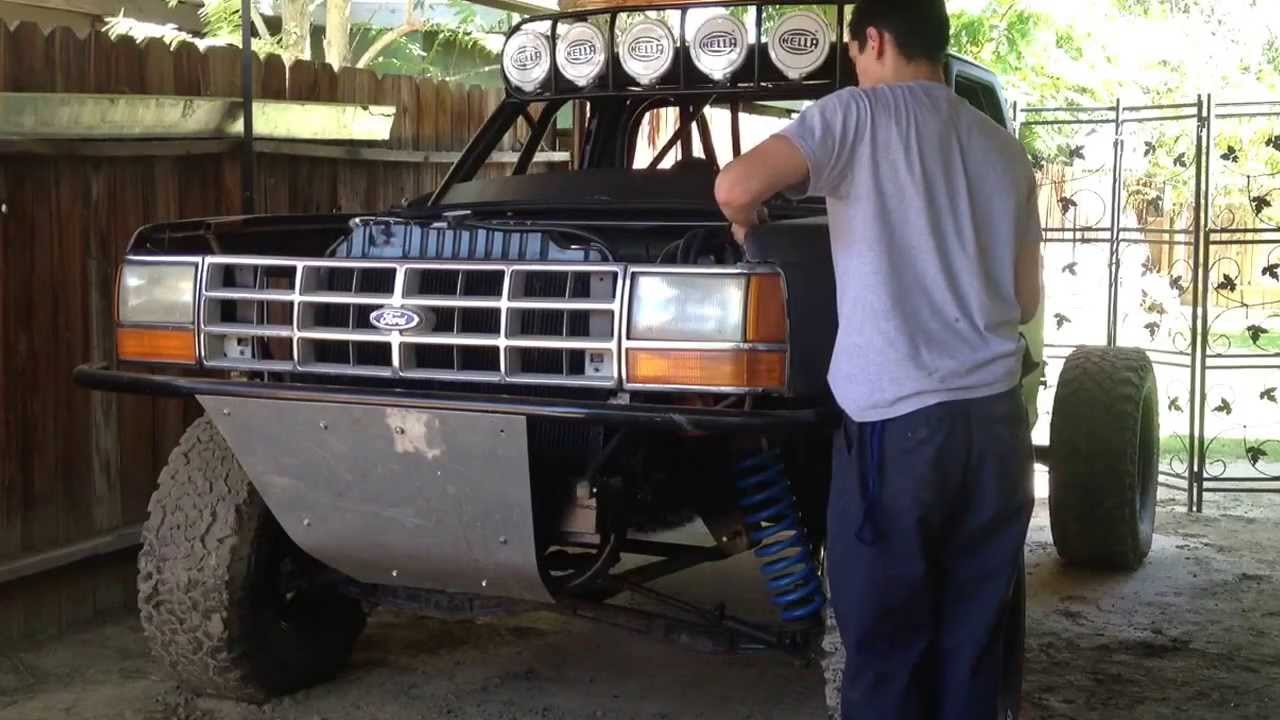 v8 ford ranger prerunner project youtube. Black Bedroom Furniture Sets. Home Design Ideas