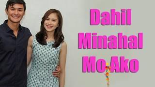 """Dahil Minahal Mo Ako"" Karaoke by Sarah Geronimo"