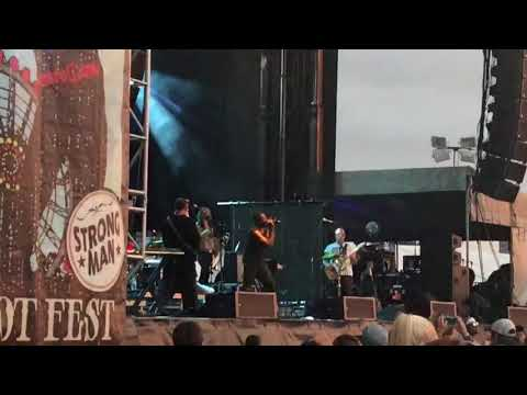 TV on the Radio Staring at the Sun Riot Fest 2017