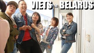 She Wanted Me to Marry Her Daughter - Vietnamese in Minsk, Belarus