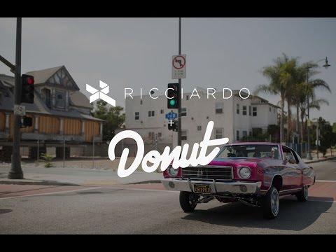 F1 Driver Daniel Ricciardo Experiences LA Car Culture | Donut Media