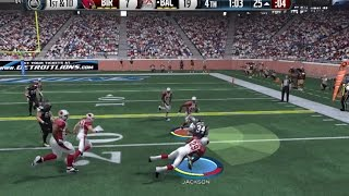HOW TO LAG AND WARP TACKLE | MADDEN 15 ULTIMATE TEAM | MUT 15 Gameplay