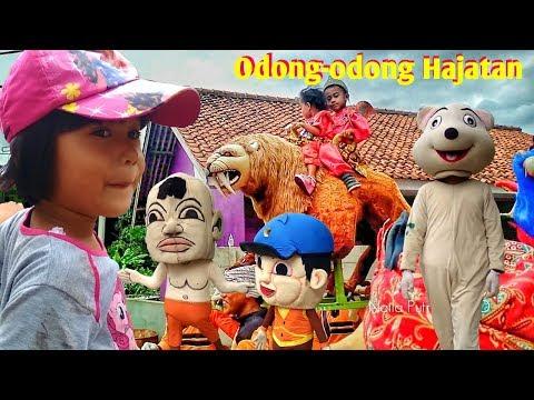 Nonton Odong-odong Hajatan - Singa Lodaya - Alang Group Tandaang   Jaran Goyang