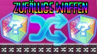 ZUFÄLLIGE WAFFEN & SKIN CHALLENGE | Fortnite Battle Royale