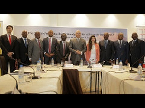 The Oil & Gas Year Congo Strategic Roundtable 2016