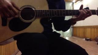 Quên một lời thề guitar