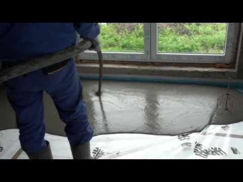 Simen - Cara buat lantai licin dengan mudah