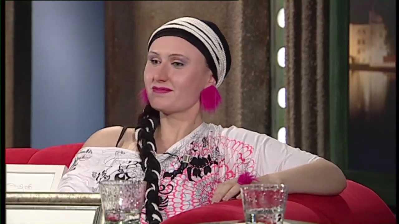 3. Alena Kupčíková - Show Jana Krause 3. 2. 2012