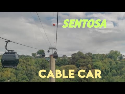 Singapore Cable Car //Sentosa
