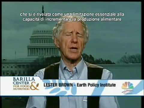 BCFN - LESTER BROWN   FOOD FOR SUSTAINABLE GROWTH ITA/ENG