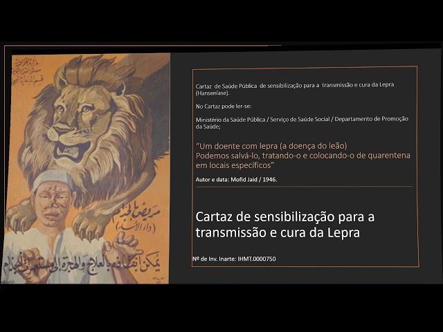 CAMPANHAS DE SAÚDE PÚBLICA NA DÉCADA DE 40  - SÉC. XX