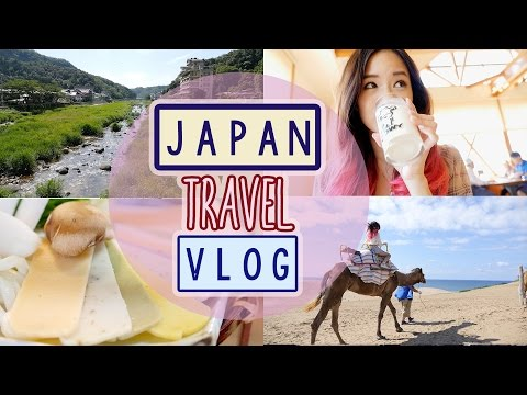 JAPAN TRAVEL VLOG: Tottori Prefecture | Explore Japan's countryside