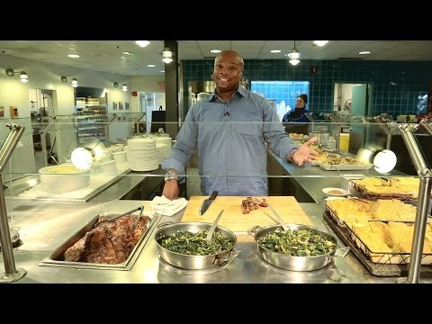 Celeb Chef Aaron McCargo Jr: Food Tester for a Day | Consumer Reports