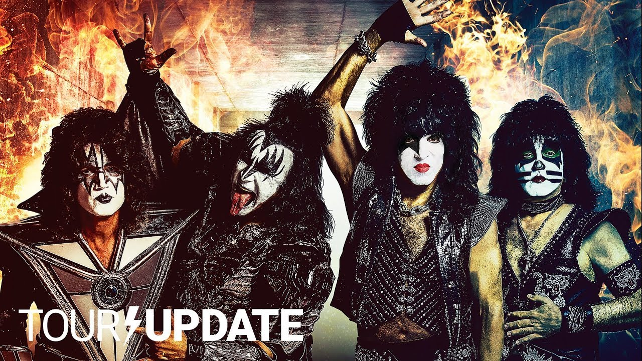Kiss Announces Their Final Tour  End Of The Road