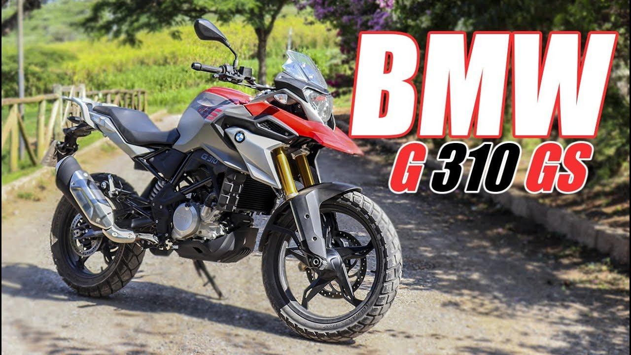 cdd79b8985e LANÇAMENTO EXCLUSIVO BMW G 310 GS - MOTO.com.br - YouTube